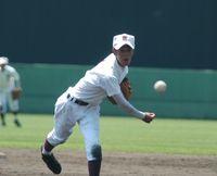 富山の加藤投手